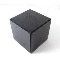 Shungite Solid Cube 40mm