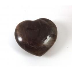 Dark Moonstone Heart