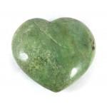 Hydrogrossular Garnet Heart