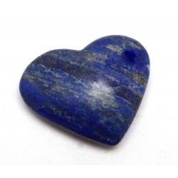Lapis Lazuli Polished Heart