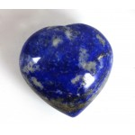Lapis Lazuli Chunky Heart