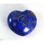 Chunky Lapis Lazuli Heart