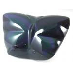 Rainbow Obsidian Butterfly