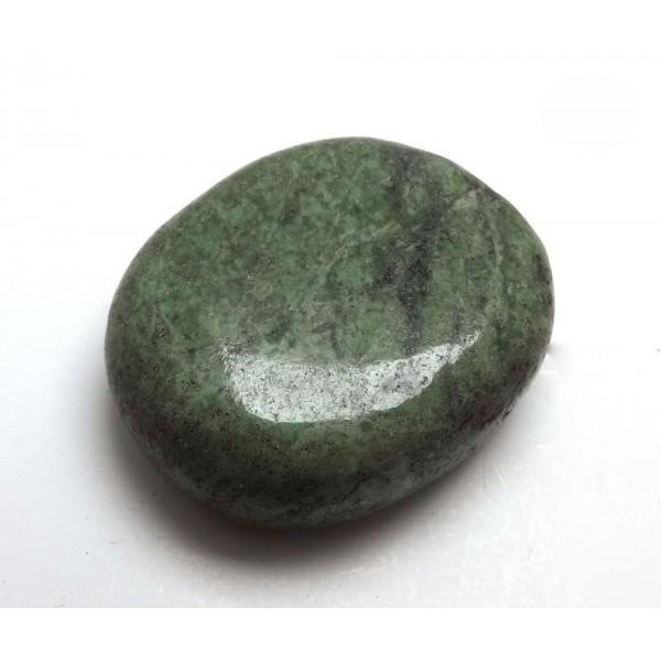 Hydrogrossular Garnet Polished Palmstone