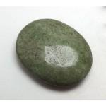Green Garnet Polished Palmstone