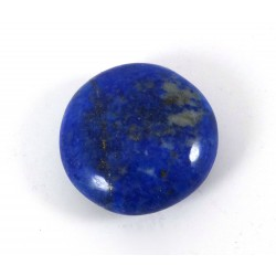 Lapis Lazuli Palm Chunky Disc