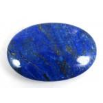 Lapis Lazuli Bright Oval Larger Palmstone