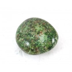 Polished Green Apatite Pebble