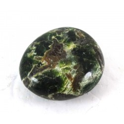 Green Apatite Pebble