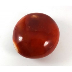 Madagascan Carnelian Freeform Pebble
