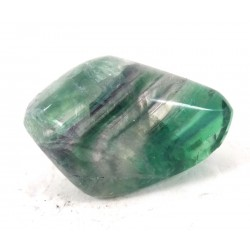 Green Fluorite Polished Pebble