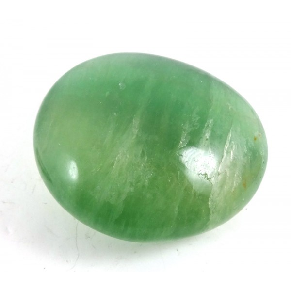 Green Fluorite Pebble