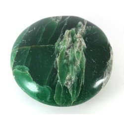 Green Kyanite Freeform Palmstone