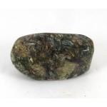 Green Chunky Kyanite Tumblestone