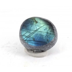 Shades of Blue Labradorite Dragons Egg