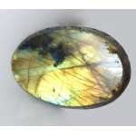Colourful Labradorite Dragons Egg