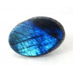 Blue and Green Labradorite Dragons Egg