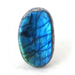 Blue Labradorite Dragons Egg