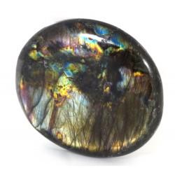 Vibrant Colour Labradorite Pebble