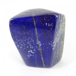 Carved Lapis Lazuli Chunky Form