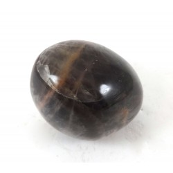 Black Moonstone Schiller Pebble