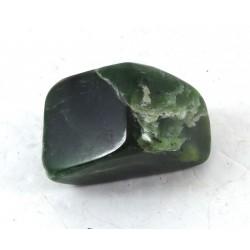 Deep Green Nephrite Polished Freeform