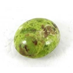 Green Opal Freeform Pebble