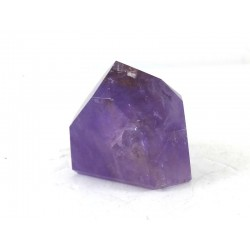 Polished Amethyst Point Short