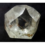 Hematite Iron Quartz Point
