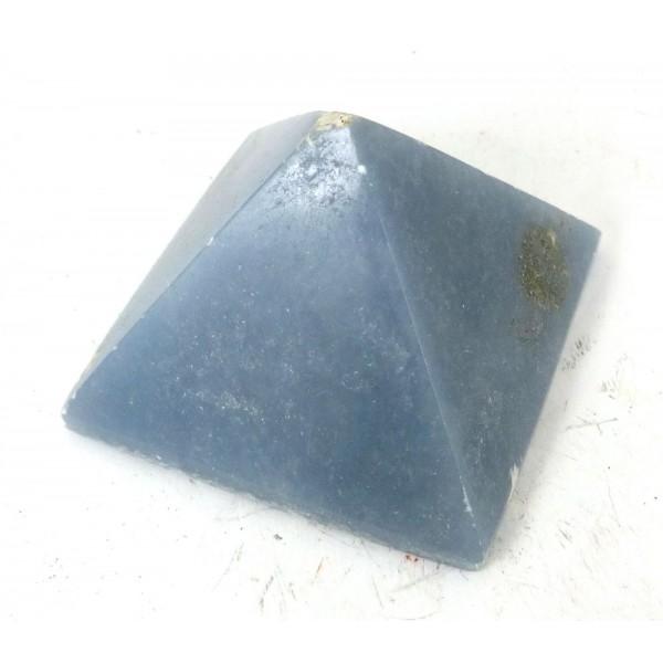 Angelite Pyramid 28mm