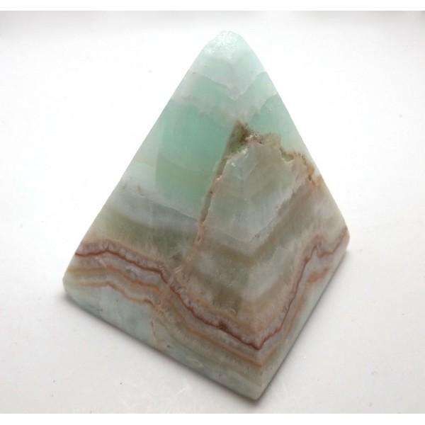Caribbean Calcite Pyramid