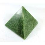 Hydrogrossular Garnet Polished Pyramid