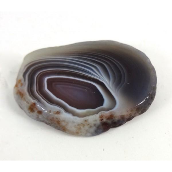 Botswana Agate Slice