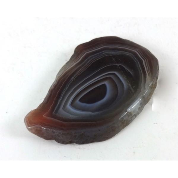 Agate Slice from Botswana