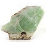 Green Hemimorphite Crystal Chunky Polished Surface