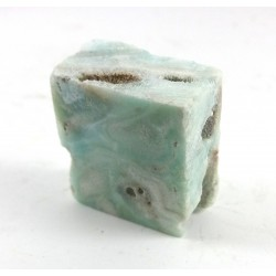 Hemimorphite Cut Rectangle