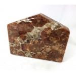 Jasper Peanut Wood Slice
