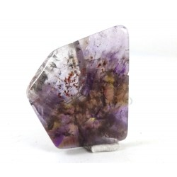 Super Seven Mineral Slice