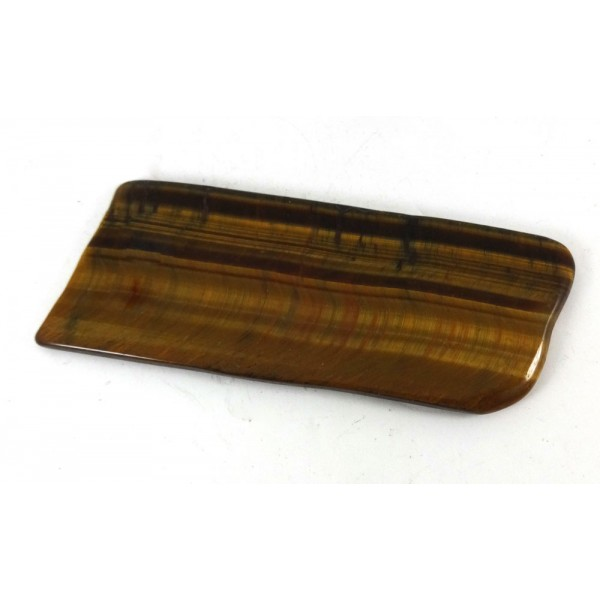 Brown Tiger Eye Polished Slice