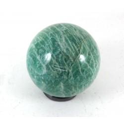 Amazonite Crystal Sphere