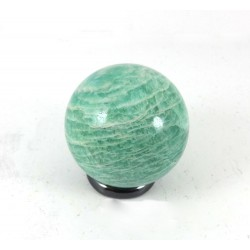 Small Amazonite Crystal Sphere