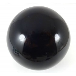 Rare Blue Indonesian Amber Sphere