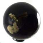 Blue Indonesian Amber Sphere