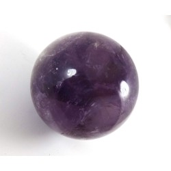 Amethyst Crystal Ball