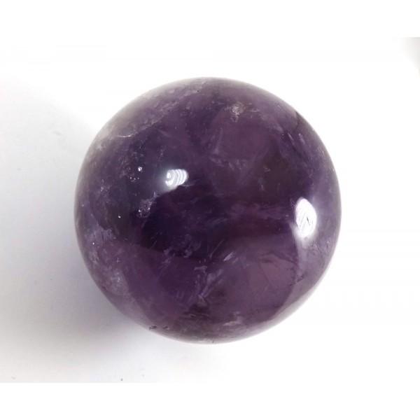 Amethyst Crystal Ball
