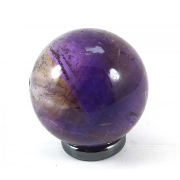 Ametrine Crystal Ball 35mm