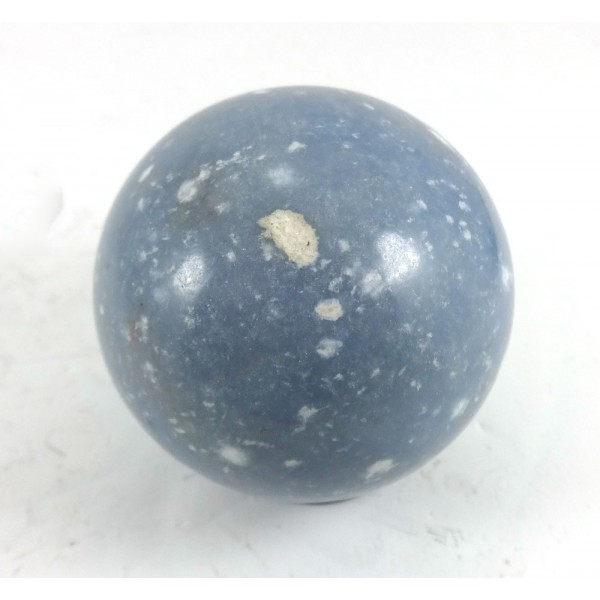 Angelite Crystal Ball 44mm