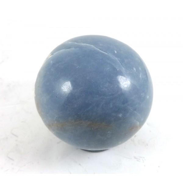 Angelite Crystal Ball 40mm