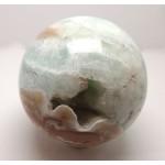 Carribbean Calcite Crystal Sphere