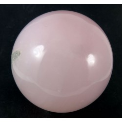 Pink Calcite Sphere 76mm